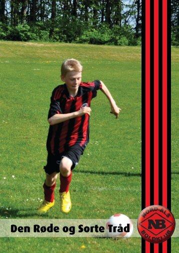 Den Røde og Sorte Tråd - Nordals Boldklub
