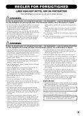 1 Vælg en af Lesson melodierne. - Yamaha - Page 3