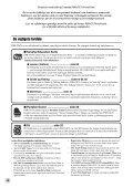 1 Vælg en af Lesson melodierne. - Yamaha - Page 4
