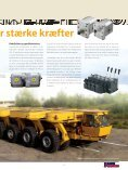 the circuit Styrke, præcison, ydelse - Sauer-Danfoss - Page 3
