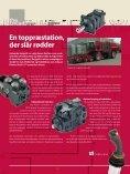 the circuit Styrke, præcison, ydelse - Sauer-Danfoss - Page 6