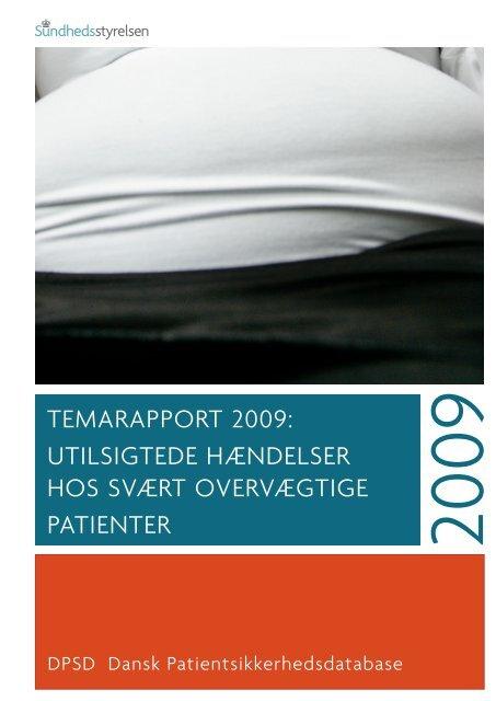 Temarapport 2009: - DPSD