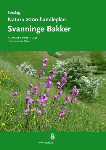 Svanninge Bakker - Faaborg-Midtfyn kommune