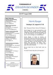 EK Nyt august 2004.pdf - Foreningen af Erhvervskvinder