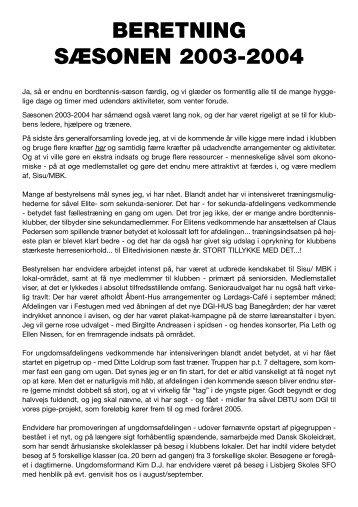 årsberetning 2004.qxp - Sisu-Mbk