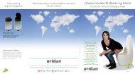 Unisex urinaler til damer og herrer
