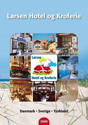 Indledning - Larsen Hotel & Kro