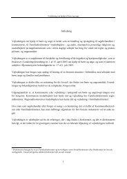 Vejledning om hjælp til børn og unge - Nanoq