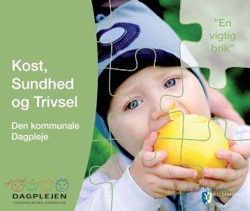 Kost, Sundhed og Trivsel - Vordingborg Kommune