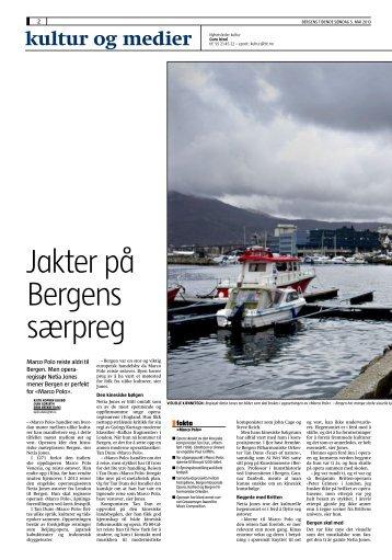 fakta - Festspillene i Bergen