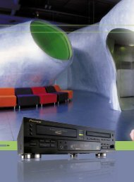 Home Entertainment Catalogus 2002-2003 - www.pioneer.dk