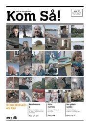 Download avisen om dagligdagen på Ærø - Alt er vand ved siden af ...