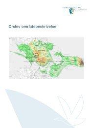 Ørslev områdebeskrivelse - Vordingborg Kommune