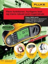 Fluke 1650 serien - PPH Consult