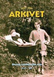 Nyt Fra Arkivet nr. 44 - Glostrup Bibliotek