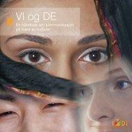 VI og DE: En håndbok om kommunikasjon på tvers av kulturer - IMDi