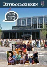 Hvad betyder kristendom - Bethaniakirken i Aalborg