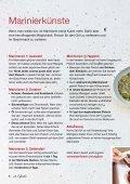 Marinierte Delikatessen - Schweizer Fleisch - Seite 4