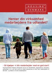 download brochure - Housing Denmark