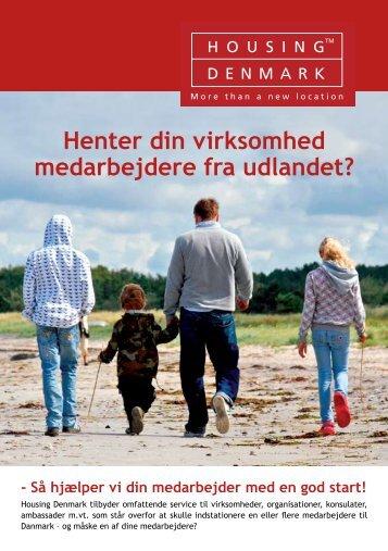 download brochure - Housing Denmark
