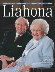 Oktober 2003 Liahona
