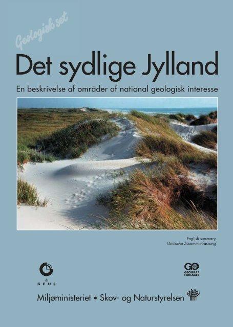Geologisk Set - det sydlige Jylland - Geus