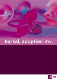 Pjece om barsel, adoption mv. - HK
