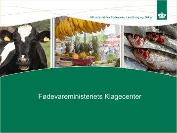 Fødevare- og Veterinærklager - Dansk Erhverv