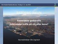 Slides - Den Danske Banekonference