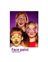 Face paint - skAPA KULtur