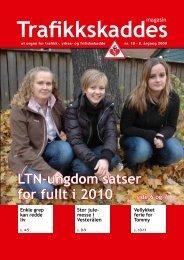 Trafikkskaddes magasin nr. 10 - Personskadeforbundet LTN