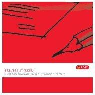BREVETS STYRKER - Post Danmark