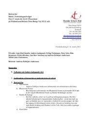 Referat for Møde i Forretningsudvalget Den 17. marts kl. 16-18 i ...