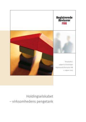 Holdingselskabet - Revisionsfirmaet Lidegaard A/S