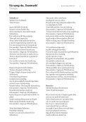 Så syng da, Danmark DR PigeKoret Solist: Thomas Buttenschøn ... - Page 5
