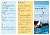 Velkommen til Københavns Havn - Retningslinjer for ... - By og Havn