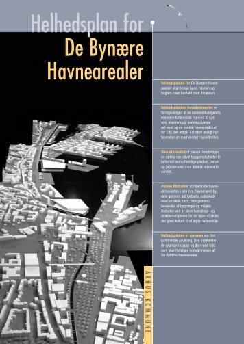 Helhedsplan for De Bynære Havnearealer - Urban Mediaspace ...