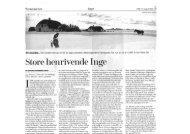 Store henrivende Inge - Inge Pedersens hjemmeside