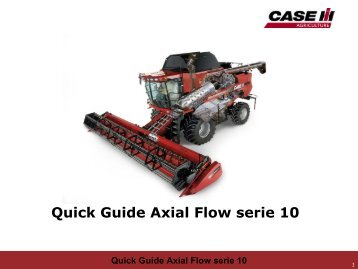 Quick Guide Axial Flow serie 10 - Velkommen til Axial-Flow.dk