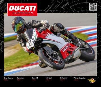 DAN CROHN - Ducati Klub Danmark