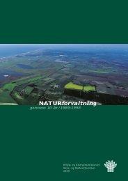 Publikationen i pdf - Naturstyrelsen