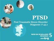 PTSD - Region Sjælland