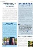 KUnST SKAL FOrSTYrrE - UGlen - Aalborg Universitet - Page 7