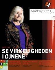 Socialrådgiveren nr. 5-2011 - Dansk Socialrådgiverforening