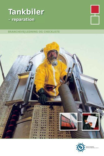 Tankbiler - Reparation - Industriens Branchearbejdsmiljøråd