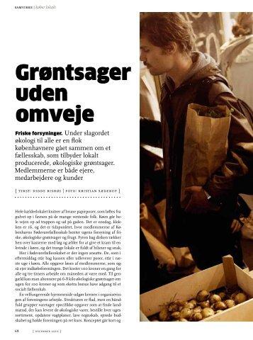samvirke - Københavns Fødevarefællesskab