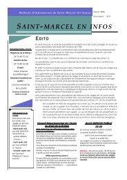 saint marcel en info N5.pub - Réseau des Communes