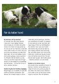 Før du køber hund - Kennel Sweet-Magic - Page 3