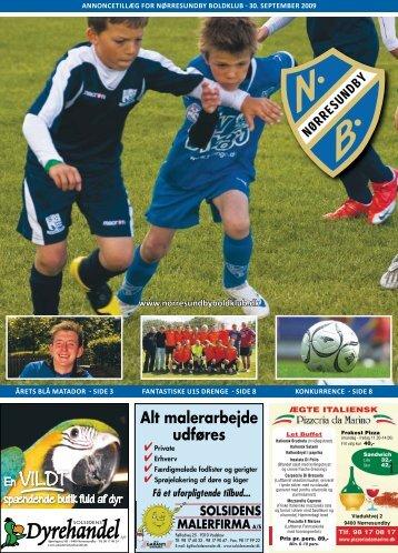En VILDT - Nørresundby Boldklub