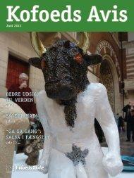 Klik her for at læse reportage fra udstillingen i ... - Kofoeds Skole